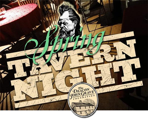 Spring Tavern Night